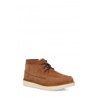 UGG Boy's <sup>®</sup> Campout Chukka Boot CHESTNUT SUEDE DLTFX6644